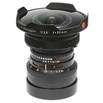 Image de Hasselblad V 30mm f/3.5 Distagon-F Fisheye (Zeiss)