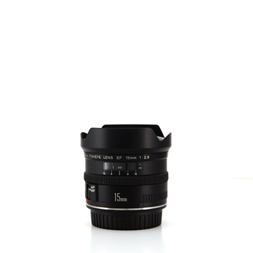 Picture of Canon EF 15mm f/2.8 Fisheye Lens