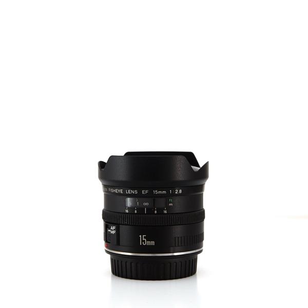 Image sur Canon EF 15mm f/2.8 Fisheye