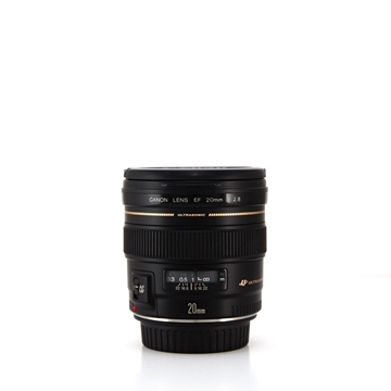 Picture of Canon EF 20mm f/2.8 USM Lens