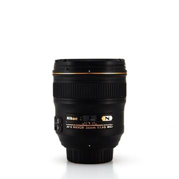 Picture of Nikon 24mm f/1.4G ED AF-S Nikkor Lens