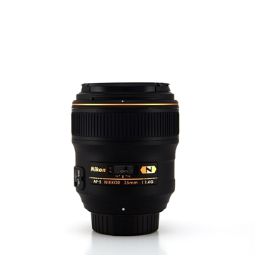 Picture of Nikon 35mm f/1.4G AF-S Nikkor Lens