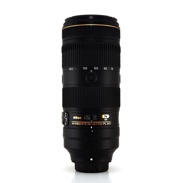 Image sur Nikon 70-200mm f/2.8G AF-S Nikkor ED VRII
