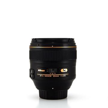 Picture of Nikon 85mm f/1.4D AF Nikkor IF Lens