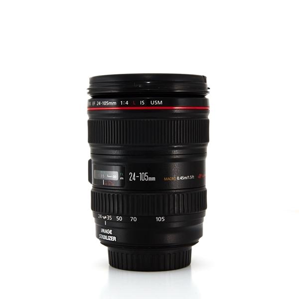 Image sur Canon EF 24-105mm f/4L IS USM