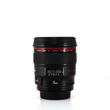 Picture of Canon EF 24mm f/1.4 L USM II