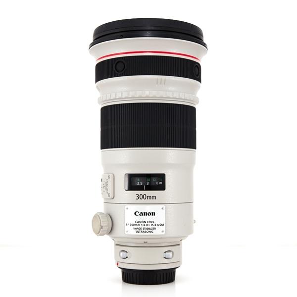 Image sur Canon EF 300mm f/2.8L IS USM II