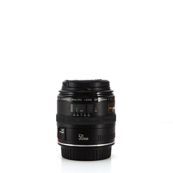 Image sur Canon EF 50mm f/2.5 Macro