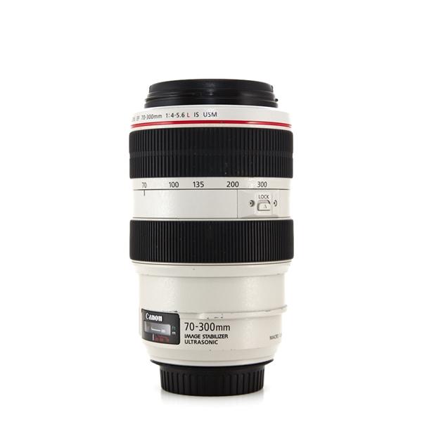 Image sur Canon EF 70-300mm f/4-5.6 IS USM