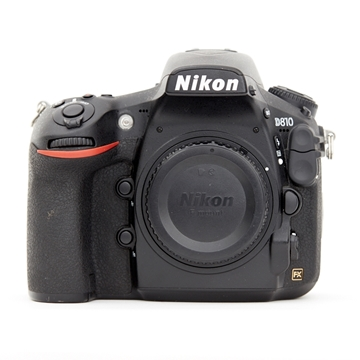 Picture of Nikon D810 Body (36Mp)