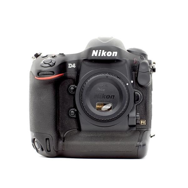 Image sur Nikon D4 (16Mp)