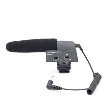 Image de Microphone Sabot Sennheiser MKE 400