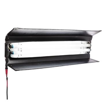 Picture of 2x120 cm Tubes Kino Flo Fluorescent Lighting Kit