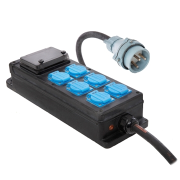 Picture of 6-Plug Power Strip
