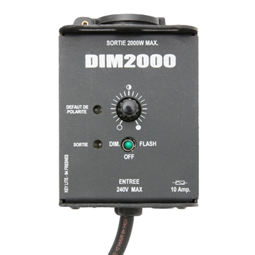 Picture of DIM2000 Universal 10A Dimmer
