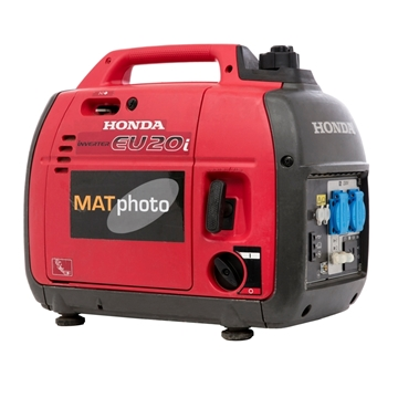 Picture of Honda EU2000i 2 KW Power Generator