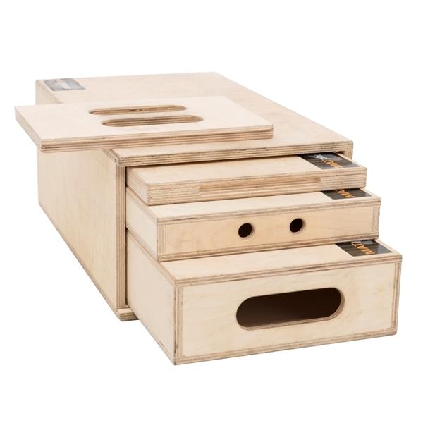 Picture of Matthews 3 Apple Box Set