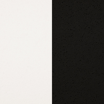 Picture of 3x6' (1x2m) Black/White Styrofoam Poly Panel