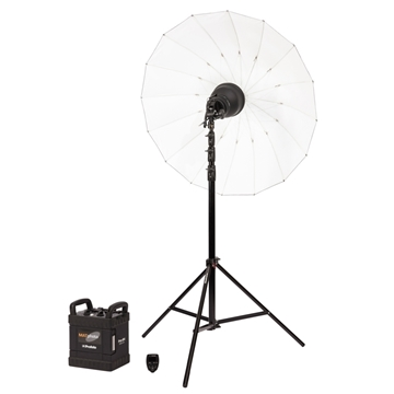 Image de Kit Flash Batterie et Secteur Profoto Pro-B4 1000 J