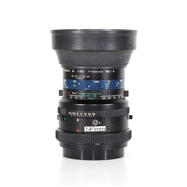 Picture of Mamiya RZ Macro 140mm f4.5 L-A Lens