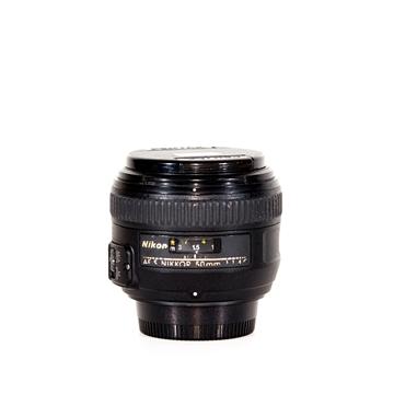 Picture of Nikon 50mm f/1.4G AF-S Nikkor Lens
