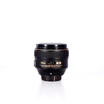 Picture of Nikon 58mm f/1.4G AF-S Nikkor Lens