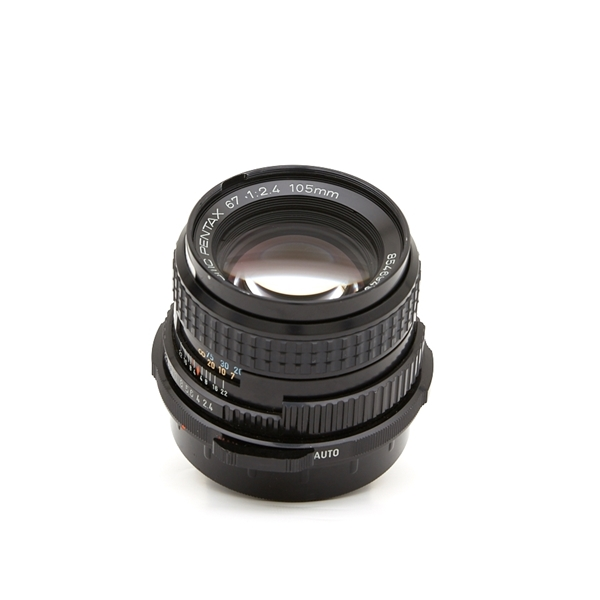 Picture of SMC PENTAX 67 1:2.4 105 MM