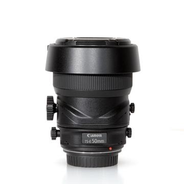 Picture of CANON TS-E 50mm f/2.8L macro (décentrement)