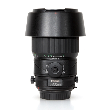 Picture of CANON TS-E 135mm f/4L macro (décentrement)