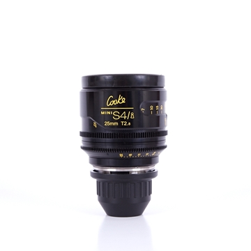 Picture of COOKE MINI S4/i 25MM T2.8