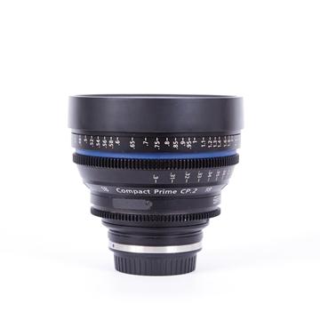 Image de Zeiss Compact Prime 18mm T3.6 Distagon T* CP.2 (Canon)