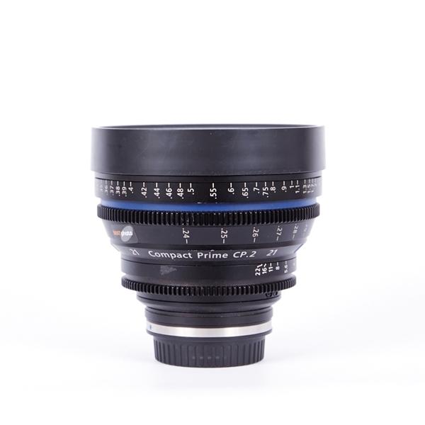 Image sur Zeiss Compact Prime 21mm T2.9 Distagon T* CP.2 (Canon)