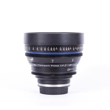 Image de Zeiss Compact Prime 25mm T2.9 Distagon T* CP.2 (Canon)