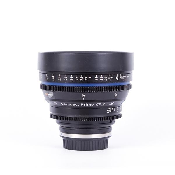 Image sur Zeiss Compact Prime 25mm T2.9 Distagon T* CP.2 (Canon)