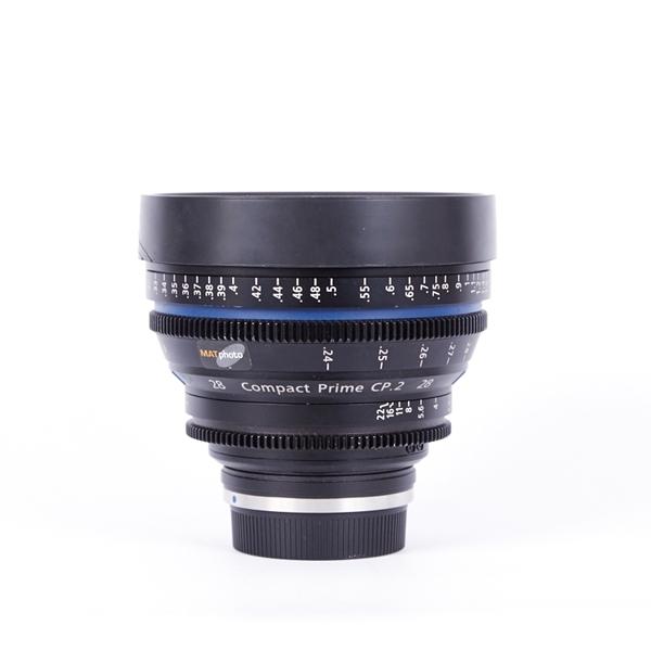 Image sur Zeiss Compact Prime 28mm T2.1 Distagon T* CP.2 (Canon)