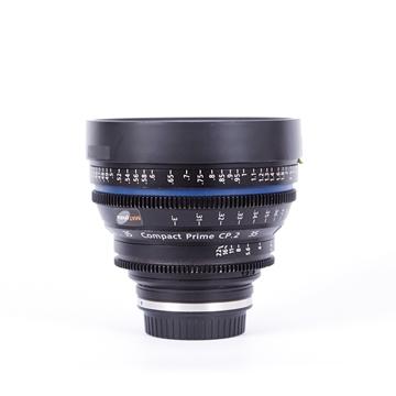 Image de Zeiss Compact Prime 35mm T2.1 Distagon T* CP.2 (Canon)
