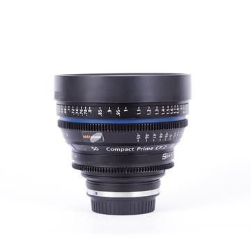 Image de Zeiss Compact Prime 50mm T2.1 Planar T* CP.2