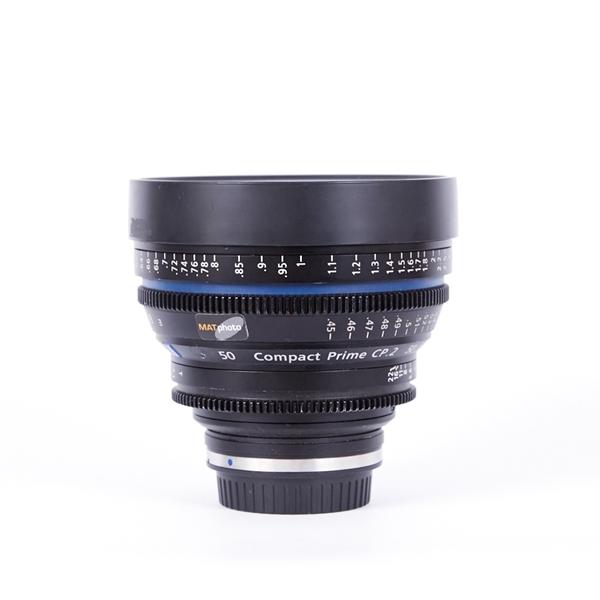 Image sur Zeiss Compact Prime 50mm T2.1 Planar T* CP.2