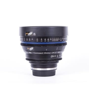 Image de Zeiss Compact Prime 85mm T2.1 Planar T* CP.2
