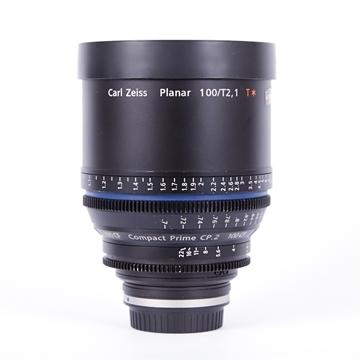 Image de Zeiss Compact Prime 100mm T2.1 Planar T* CP.2
