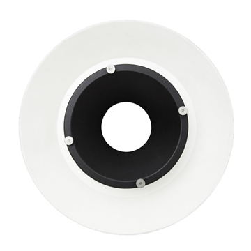 Picture of tête ring flash broncolor blanc