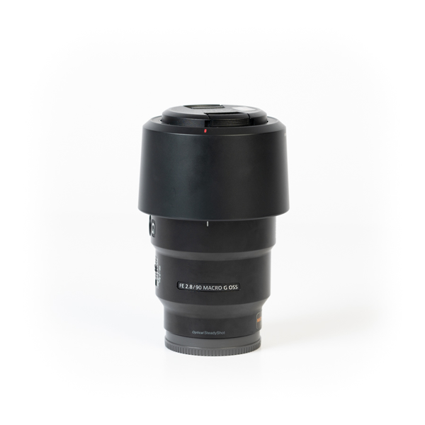 Picture of SONY FE 90mm F2.8 Macro G OSS MONTURE E